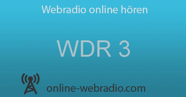 Wdr 3 Radio Live
