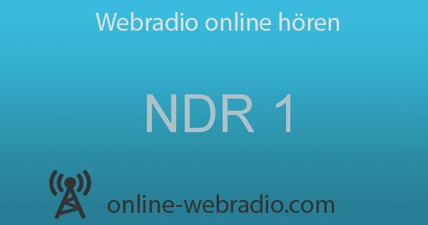 ndr 1 live stream